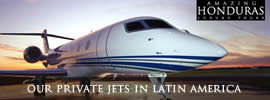 Honduras Private Jet Travel